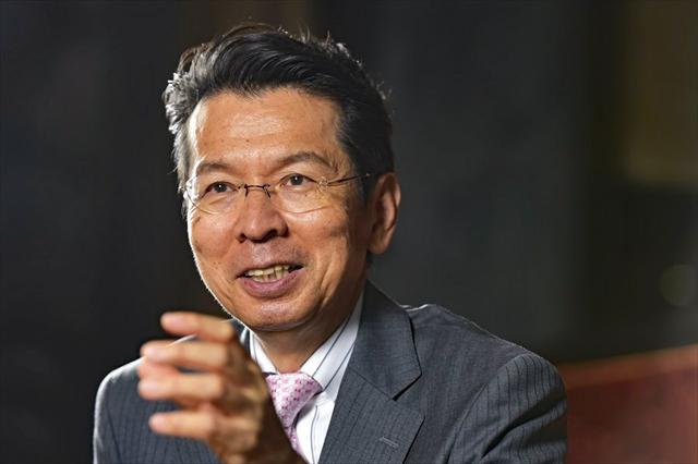 経済アナリストの豊島逸夫さん