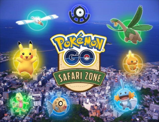 ©2018 Yokosuka City. ©2018 Niantic, Inc. c2018 Pokemon. ©1995-2018 Nintendo/Creatures Inc. /GAME FREAK inc. ポケットモンスター・ポケモン・Pokemonは任天堂・クリーチャーズ・ゲームフリークの登録商標です