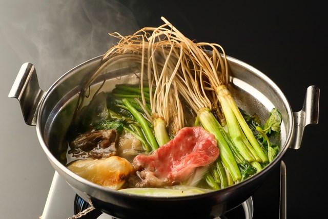 仙台牛のテールスープ