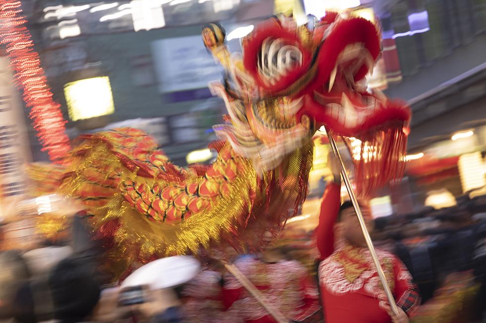 世界のどこでも生きていくたくましさ 春節の横浜中華街を撮る
