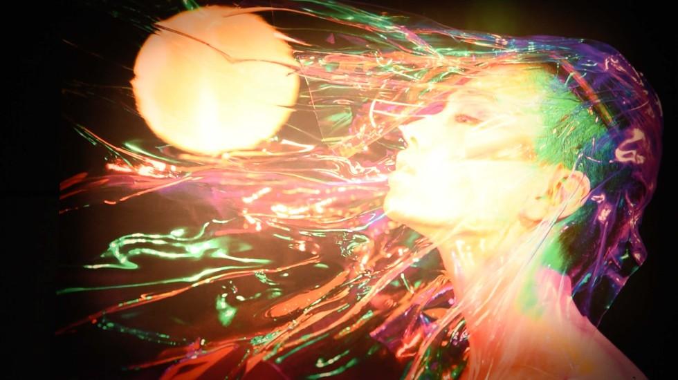 照明装置「RGB_Light」を使用したビジュアルイメージ