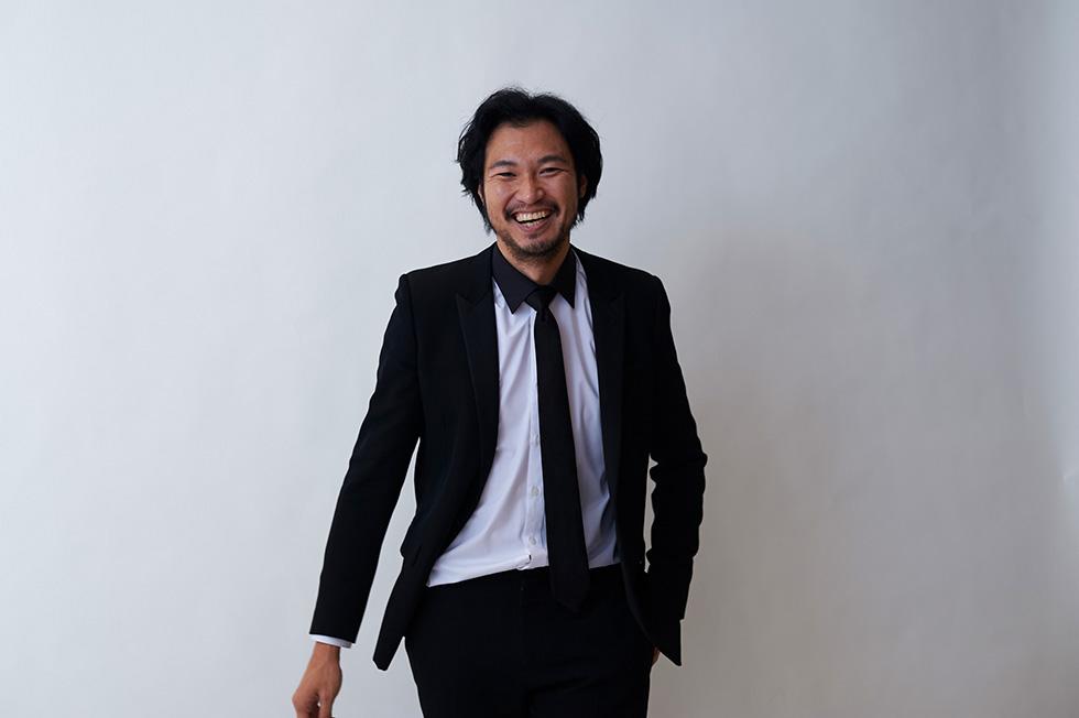 映画『サムライマラソン』に主人公・唐沢甚内の上司役で出演する青木崇高さん