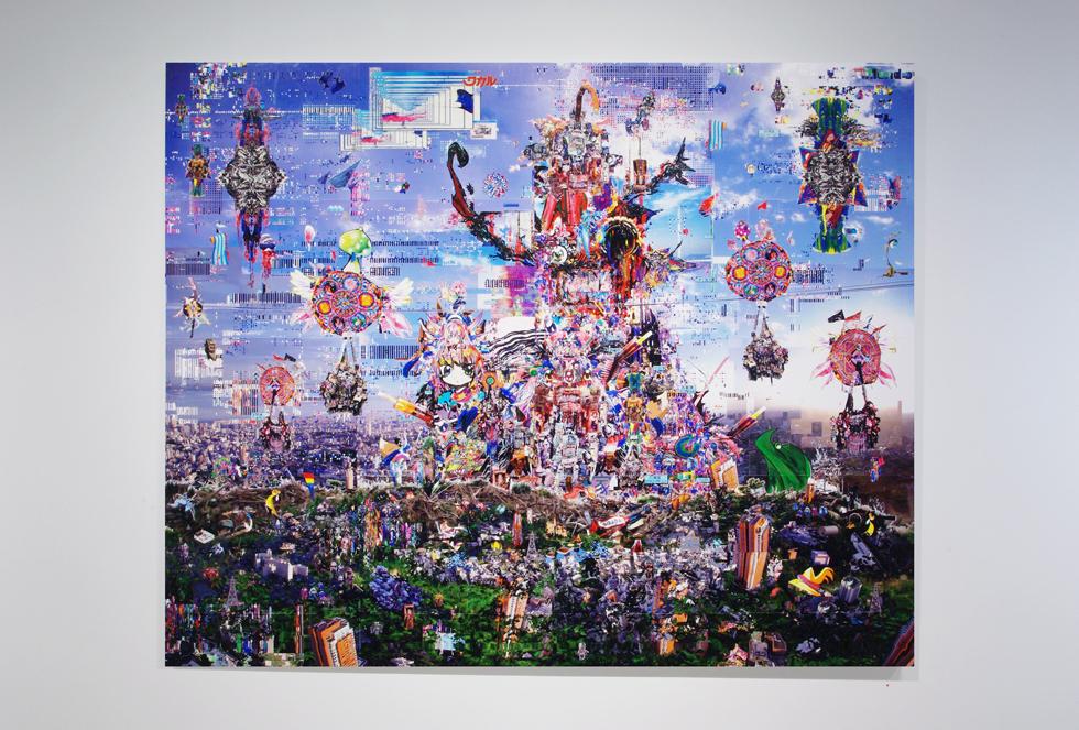 梅沢和木×TAKU OBATA 気鋭の現代美術家2人が挑む「既存の風景」の超克