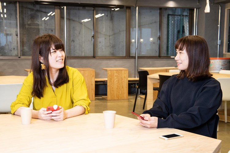 りょかちさんと三川夏代さん