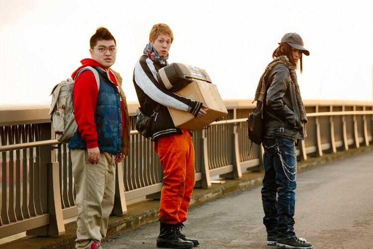 映画『ギャングース』は11月23日(金)よりTOHOシネマズ日比谷他にて全国ロードショー