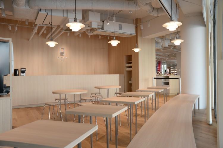 2019年3月9日にオープンした「imabari towel CAFÉ」