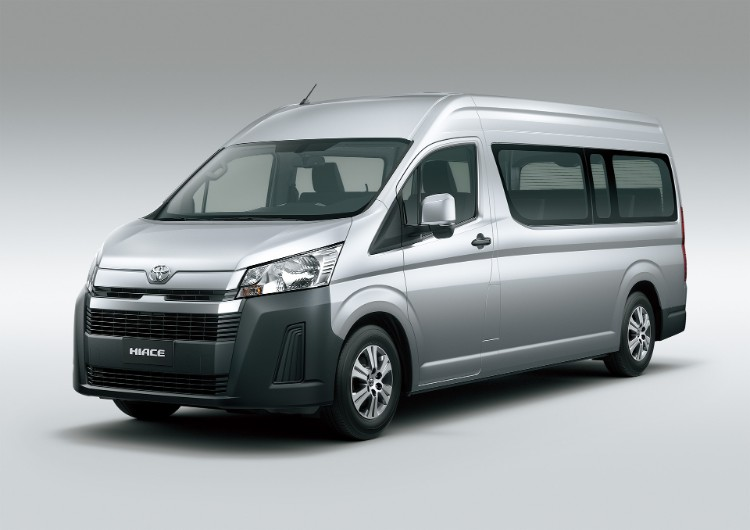 車両全長6m弱。正確な室内サイズは発表がないが、そこからボンネットと運転席を想定しても室内スペースは十分。ぜひ日本でも販売してほしいものだ