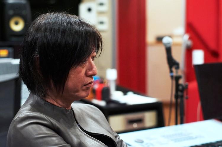 小林武史さんインタビューカット