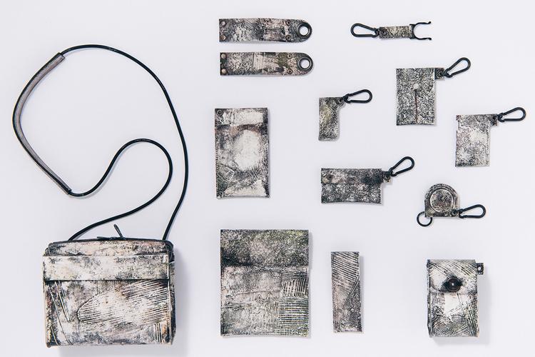 11種類のパーツの中から、必要なものを組み合わせる(写真提供・カガリユウスケ)