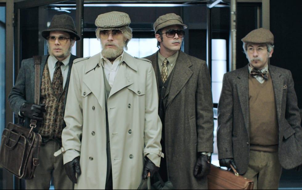 犯人たち本人も登場するクライム・エンタテインメント映画『アメリカン・アニマルズ』試写会ご招待