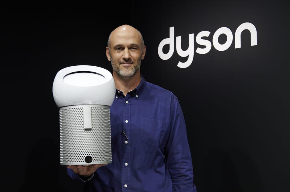 """ダイソンが空気清浄ファンの新製品を""""個人向け""""にした理由は 開発責任者に聞く"""