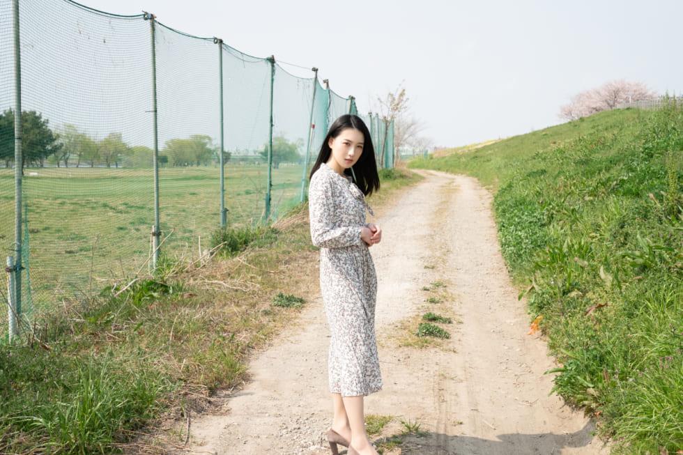 マドンナに憧れる彼女と歩いた春の柴又
