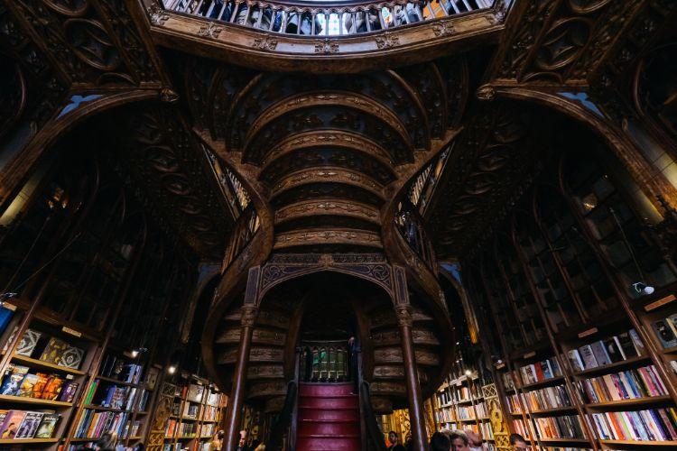 ハリーポッター図書館