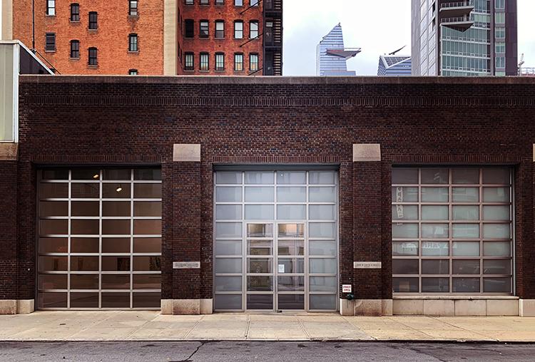 ゴシアン・ギャラリーの入り口(写真は24stのみ)