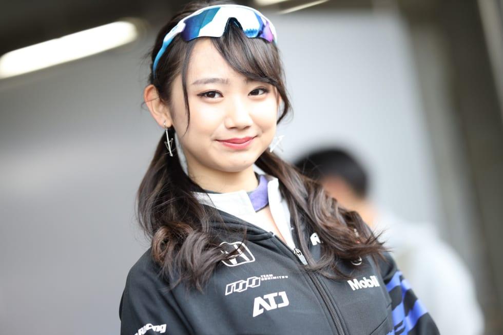 相沢菜々子さん(RAYBRIGレースクイーン2019)