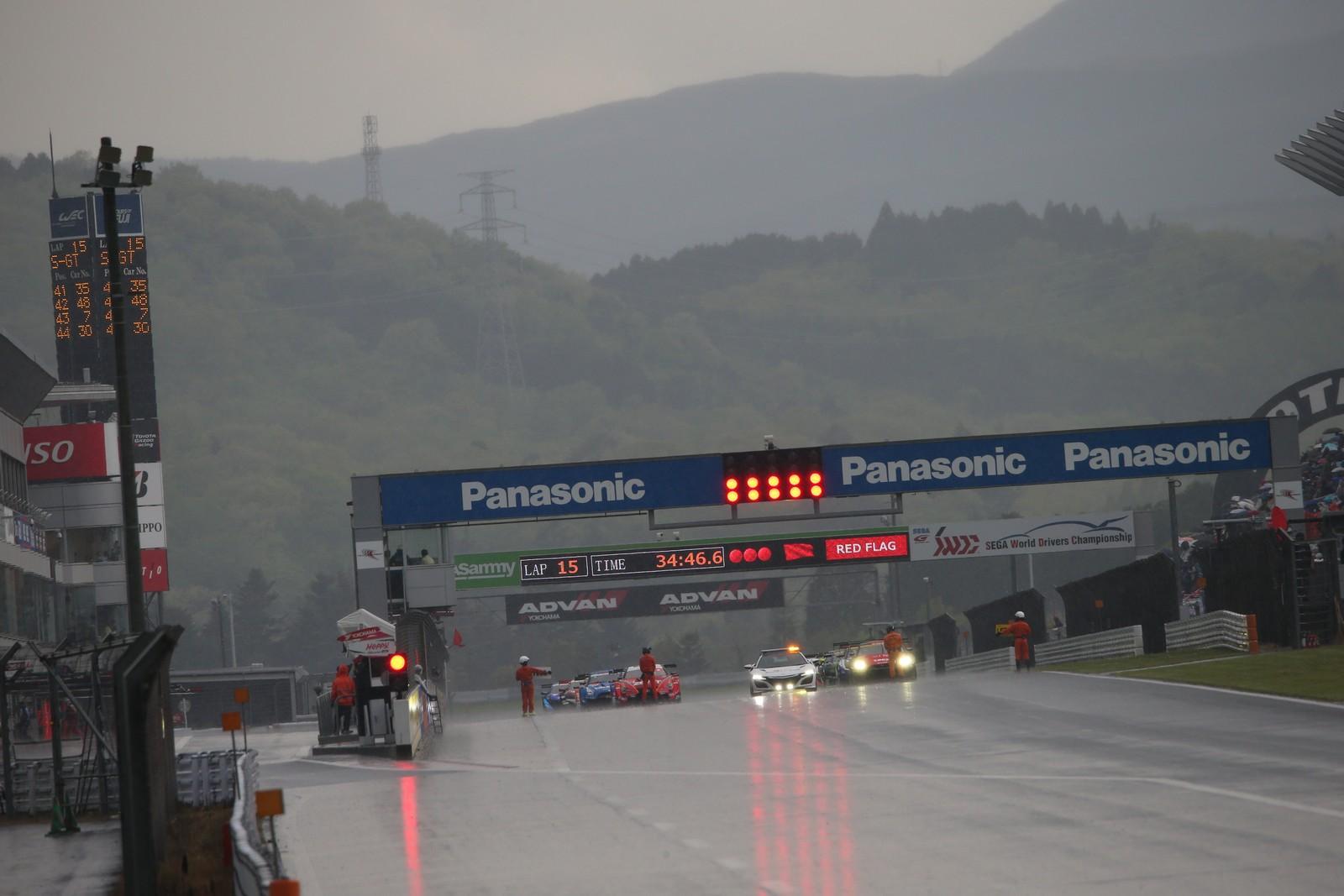 荒天で始まったレース、GT500で勝利したのはZENT CERUMO LC500 スーパーGT第2戦を振り返り