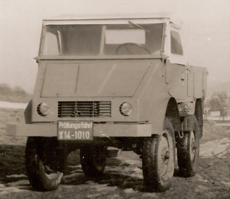 1946年のプロトタイプ