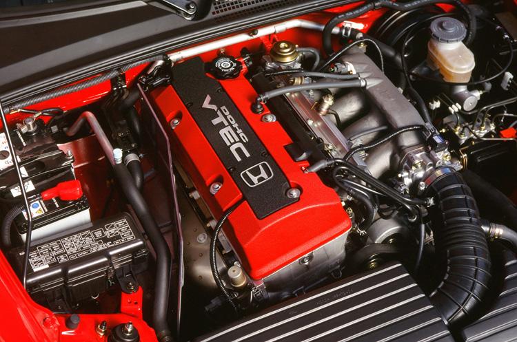 ホンダS2000エンジン