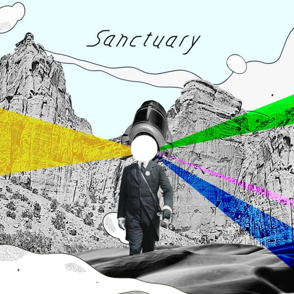 ソロとして9作目となるアルバム『Sanctuary』