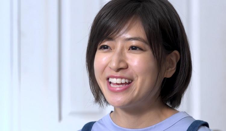 「大画面テレビで見ると出演者の細かな演技や小道具まで見え、ドラマの楽しみが広がる」 女優・南沢奈央さん