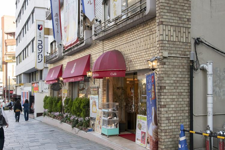 洋菓子業界屈指の老舗である「コロンバン」