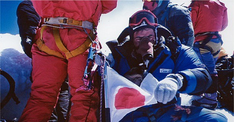 """来週出発!""""地球の頂上""""に立った日本人クライマー野口健が娘と挑む、次の頂(いただき)(前編)"""