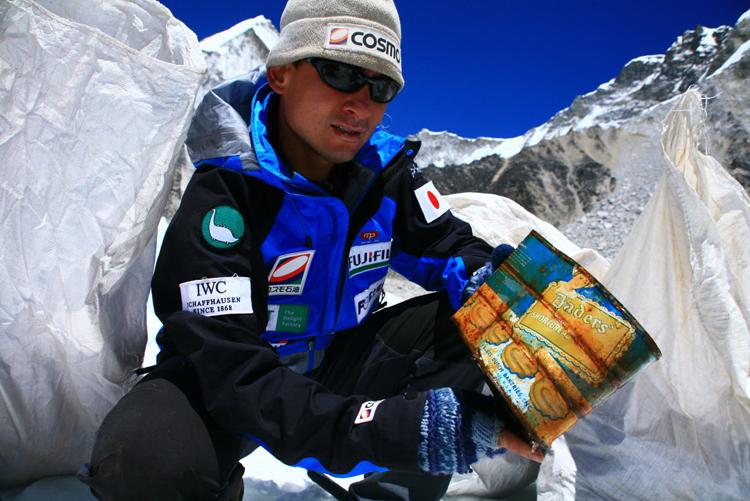 """""""未踏への挑戦"""" 野口健親子アフリカの頂上へ。 17日、日本を出発。"""