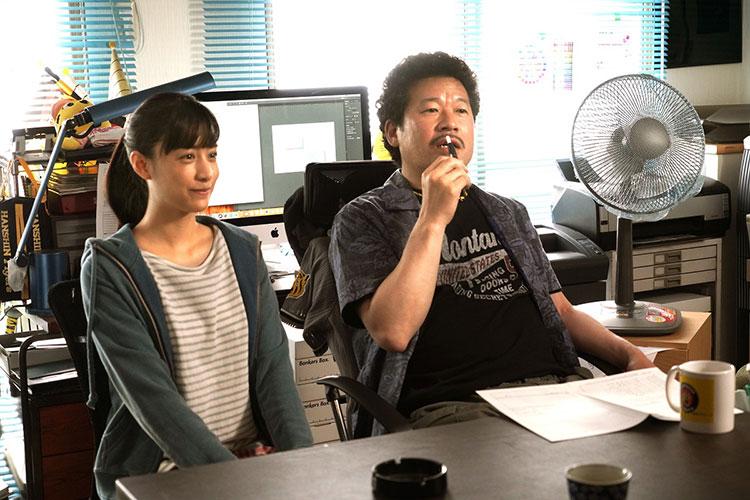 山本美月「暑苦しくて大変な現場だったけど、仕上がりはクールでおしゃれ」 映画『ザ・ファブル』