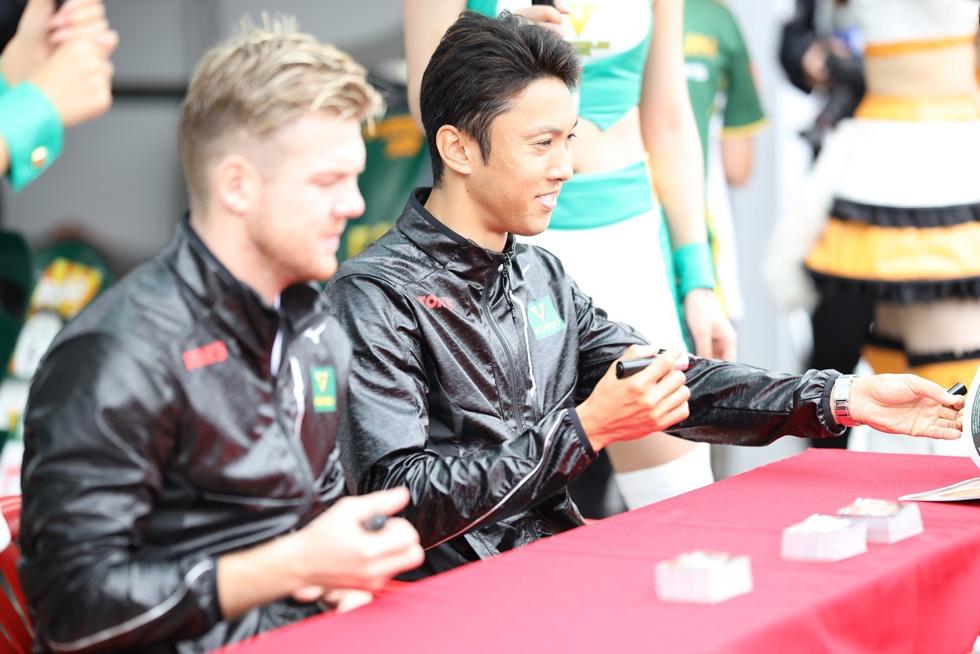 山本尚貴が今季初勝利で連覇に前進 写真で振り返るスーパーフォーミュラ第3戦
