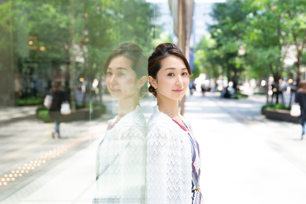 元宝塚女優星乃あんりと歩く、青春の思い出の街・日比谷