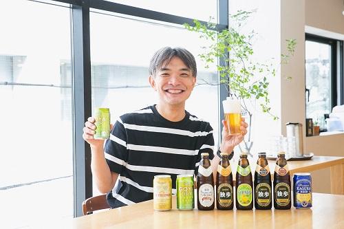 """このクラフトビールがすごい! """"目利き""""水代優がすすめる3銘柄&4飲食店"""