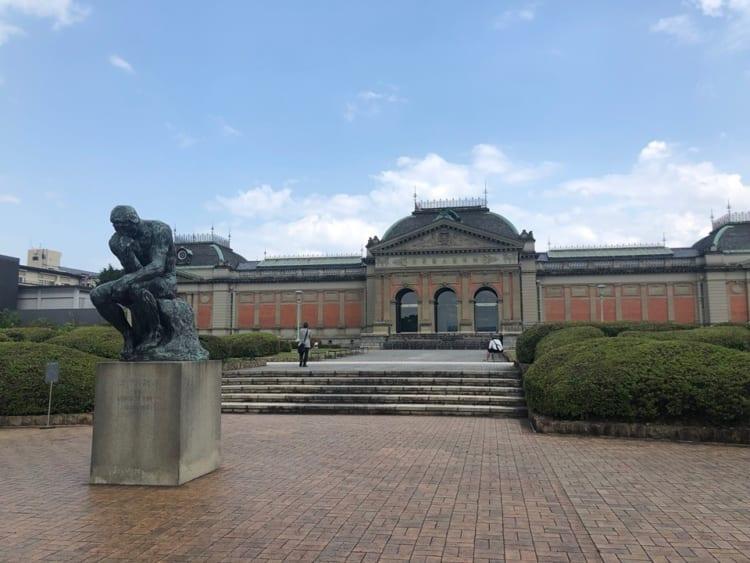 京都国立博物館の佐々木館長と、博物館