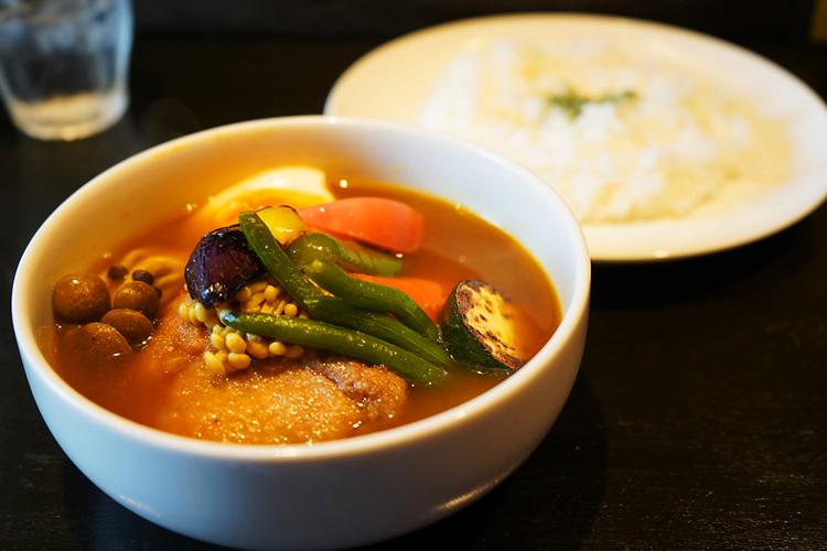 「チキン野菜」(1700円)