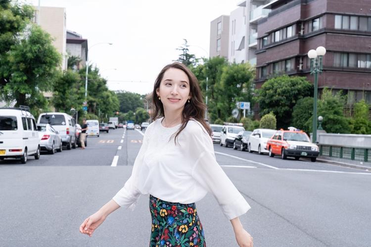 斉藤アリスさんと歩く、居心地がよくひとりで楽しめる街・代官山