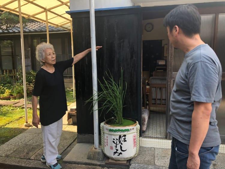 自分のふるさとで日本酒が作られていることは、うっすらと聞いたことはありましたが、訪ねて行ったのは初めて。もっともっと知ってもらいたいと思いました。「ほしいずみ」の代表銘柄を持つ丸一酒造株式会社