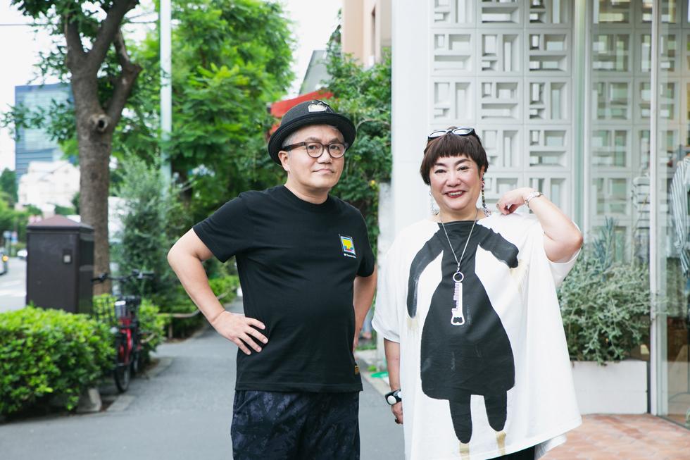 湯山玲子×水道橋博士
