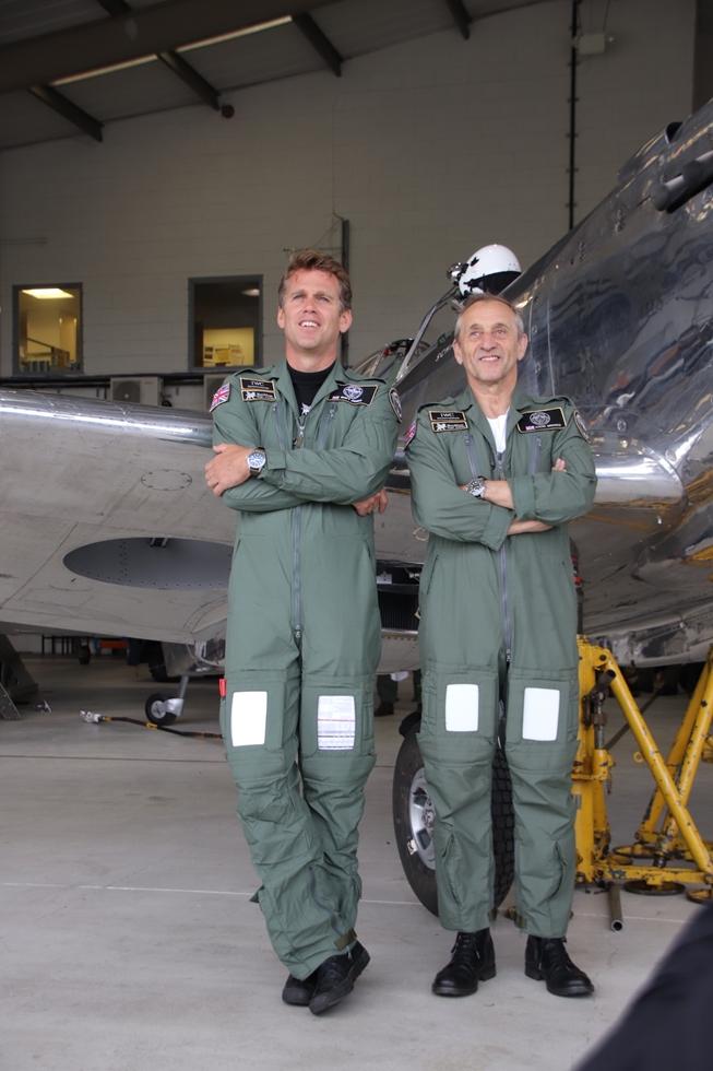 76年前に生まれた英国の名機「スピットファイア」が世界一周へ