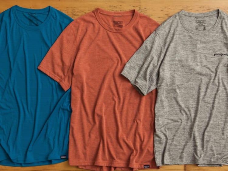 夏にオススメのアウトドアウェア・ギア 旅行にぴったりのTシャツ、自宅でも使えるソファ