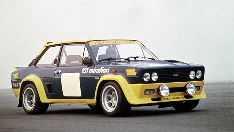 131アバルト・ラリー