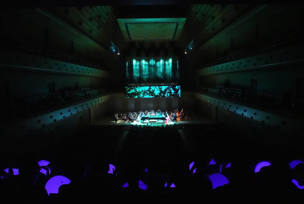 落合陽一×日本フィル「耳で聴かない音楽会」に行ってみた