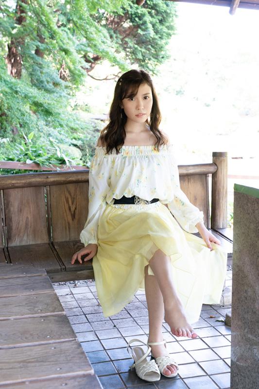 「もうこどもじゃなくなった」春名風花さんと、思い出の場所・新宿御苑を散策