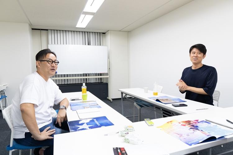 原田泰造×コトブキツカサ