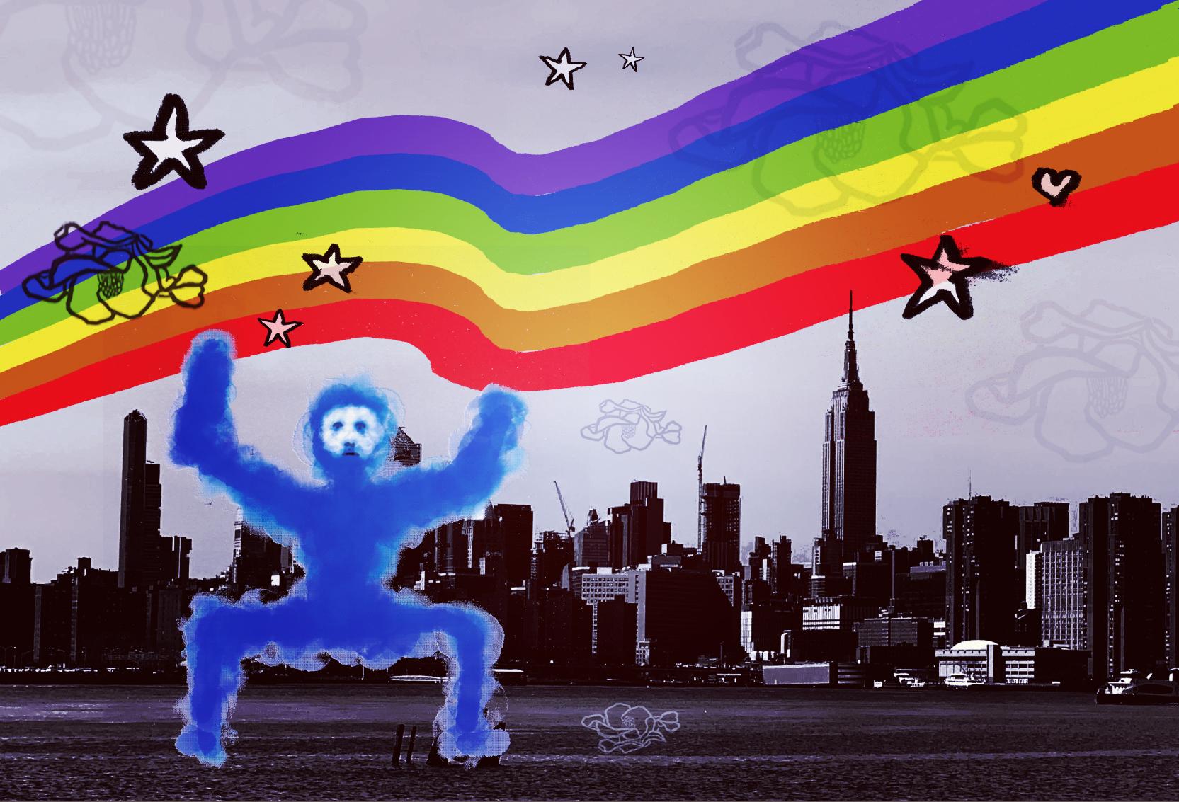 LGBTの一大イベント「プライド」に300万人が集結! カラフルに彩られたNYの街