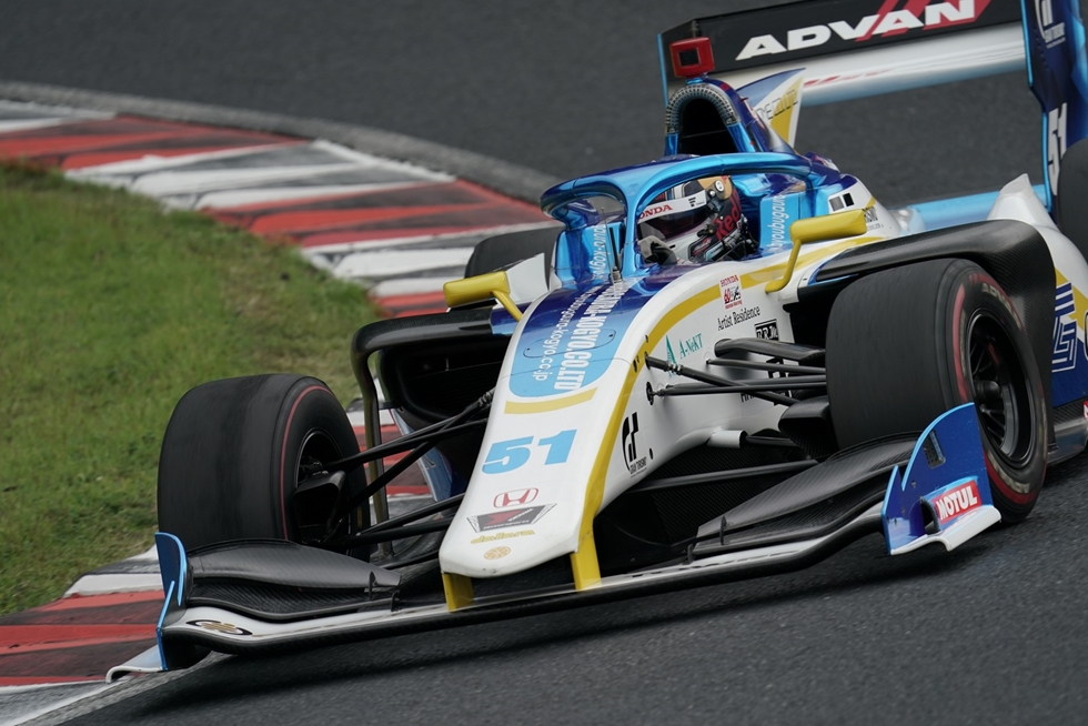 山下健太が初優勝飾る スーパーフォーミュラ第6戦のレースとピットウォークギャラリー
