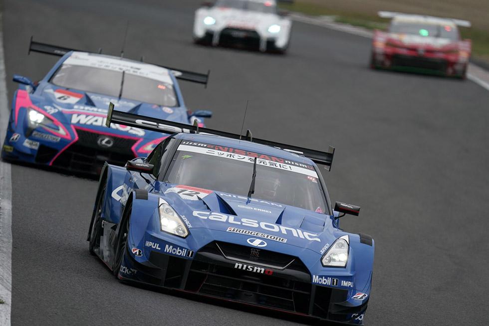 GT500クラスはCRAFTSPORTS MOTUL GT-Rが今季初優勝 スーパーGT第7戦のレースとイベント振り返り