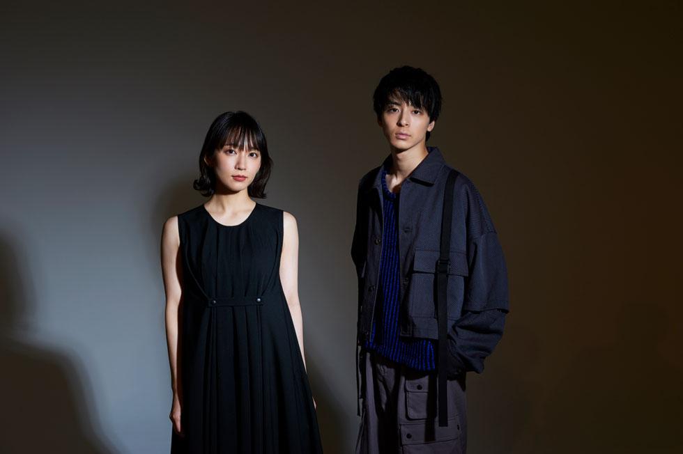 吉岡里帆さんと高杉真宙さん