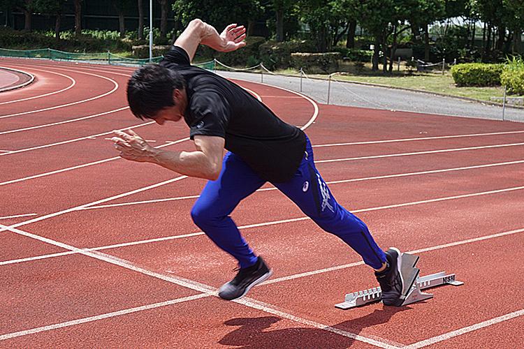 47歳の朝原宣治、再び100M10秒台への挑戦。マスターズで世界の頂点へ