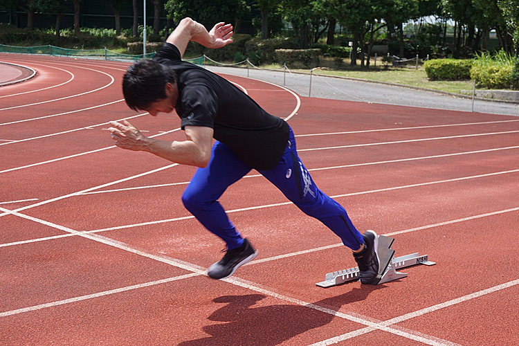 47歳の朝原宣治、再び100M10秒台への挑戦。マスターズで世界の頂点へ ...