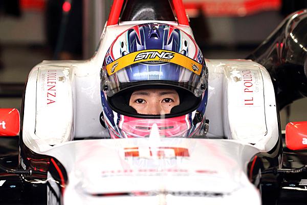 F1を諦めない、F3ドライバー三浦愛 今季最終戦にすべてを懸ける