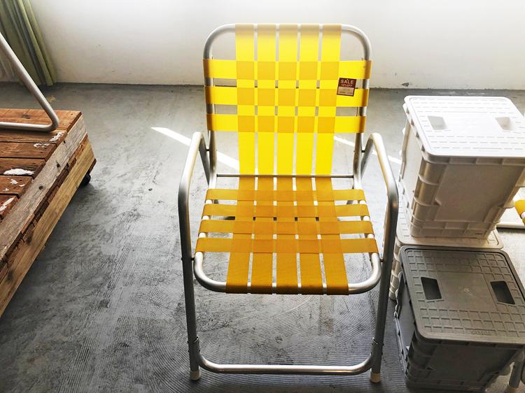 1958年に日本初のガーデンファニチャーを販売開始したニチエス。もちろん、現代にあった斬新なデザインのラインナップも豊富。しかし、この原点を守り続けている。みんながこの椅子を見て「懐かしい」と言うそこに、ブランディングの芽がある
